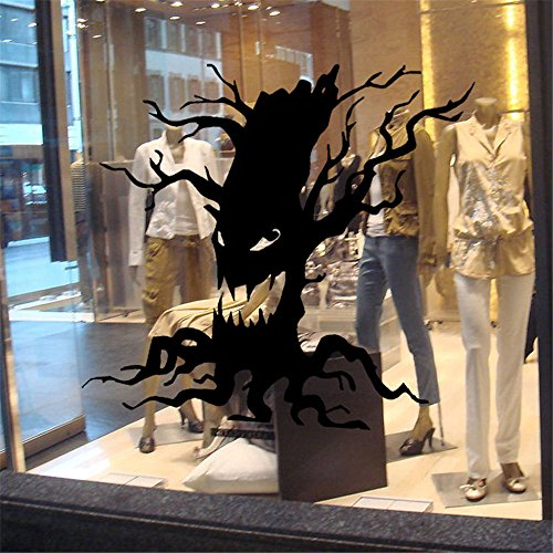 Wandaufkleber Happy Halloween Haushaltszimmer Wandaufkleber Wandbild Decor Aufkleber Abnehmbare Neue hausgarten küche zubehör dekorative aufkleber wandbilder
