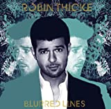 Songtexte von Robin Thicke - Blurred Lines