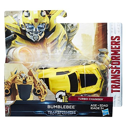 Transformers - turbo changer bumblebee