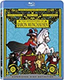 Adventures Of Baron Munchausen [Edizione: Stati Uniti] [Reino Unido] [Blu-ray]