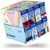 European Nations: Map,Flags,Facts