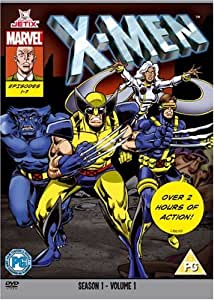 X-Men  - Season One Part One (Marvel Originals Series - 90s) [DVD] [1992]