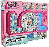 L.O.L. Surprise ! Nachtisch Lampe für Mädchen Nachtlicht Kind Lol Puppen Kinderlicht