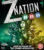 Z Nation: Season One, Two & Three [Blu-ray]