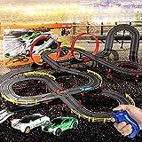 Best Juguetes Niños eléctrico de velocidad - Furuisilintrade A36-34 - Juego de Juguetes de Carreras Review