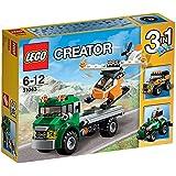 LEGO 31043 Chopper Transporter Toy