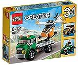 LEGO Creator 31043 - Chopper-Transporter