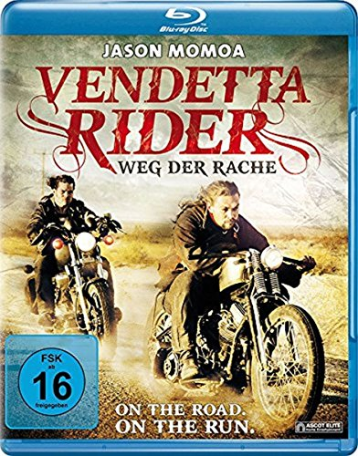 Vendetta Rider - Weg der Rache [Blu-ray]