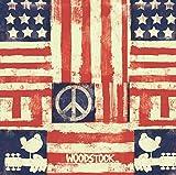 Woodstock Unlined Journal American Peace