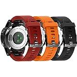 NotoCity Reservearmband compatibel met Garmin Fenix 5s armband voor Fenix 5s / Fenix 5s Plus / Fenix 6s / Fenix 6s Pro horlog