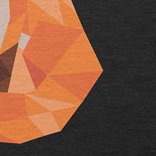 Texlab T-Shirt - Collo a U - Maniche Corte - Uomo Nero