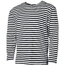 0393d60879bff MFH Marina Rusa Camisa Manga Larga de Verano tamaño XL