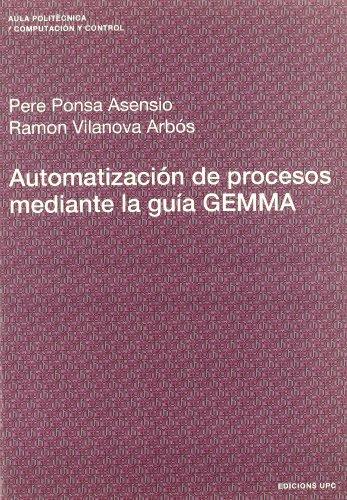 Automatización de procesos mediante la guía GEMMA (Aula Politècnica)