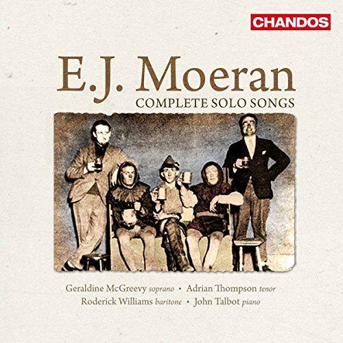 Moeran / Complete Solo Songs