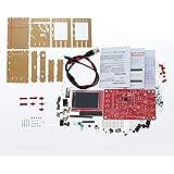 "KKmoon DSO138 2.4"" TFT Handheld Taschenformat Digitales Oszilloskop DIY Teile + Acryl DIY Case Cover Hülle für DSO138"