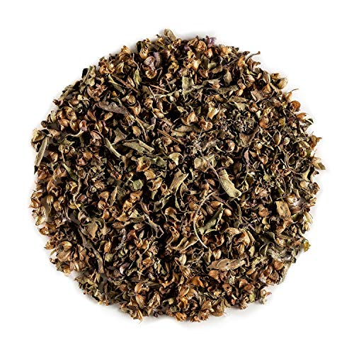 Tulsi Holy Basil Organic Tea - Sweet Green Delicacy - Loose Leaf Herbal Thulasi or Tulasi 100g