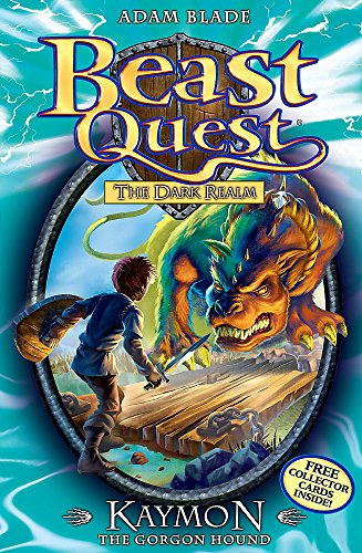 Beast Quest: Kaymon the Gorgon Hound Cover Image