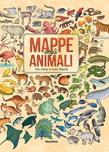 Mappe degli animali