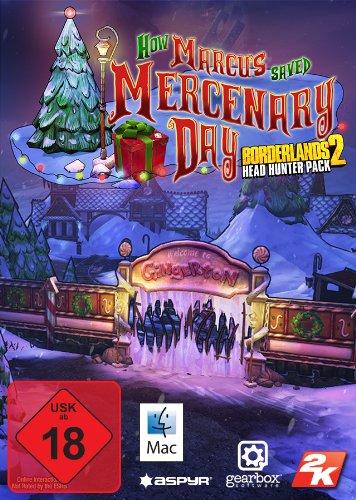 Borderlands 2: How Marcus Saved Mercenary Day DLC [Mac Steam Code] (Mac Borderlands 2)