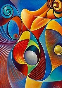 dailymall Kreative DIY Diamond Painting Sets 5D Diamond Malerei Aufkleber mit Sonderform Strass f/ür Lesezeichen Kunsthandwerk Drachen