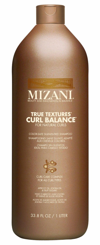Mizani Shampoo true Textures Shampoo balsamo ricci 1000ml