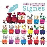 L'intégrale signes - Imagier bilingue en français et langue des signes