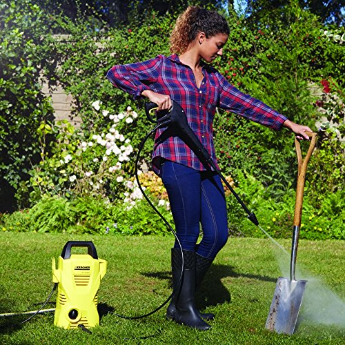 Kärcher K2 Compact Home Air-Cooled Pressure Washer