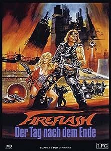 Fireflash - Der Tag nach dem Ende - Uncut/Mediabook  (+ DVD) [Blu-ray] [Limited Edition]