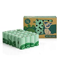 Green Maker Hundekotbeutel, 360 Beutel, abbaubar, biologisch abbaubar, aus Maisstärke.