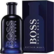 Hugo Boss Perfume  - Boss Bottled Night by Hugo Boss - perfume for men - Eau de Toilette, 100ml
