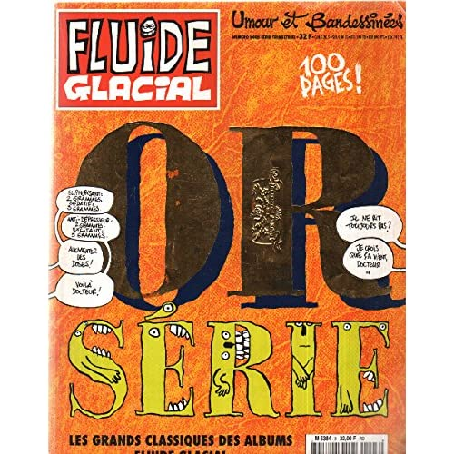 Fluide glacial or série n°6