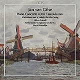 "Gilse: Piano Concerto ""3 Tanzskizzen"" & Variations on a Saint Nicolas Song"