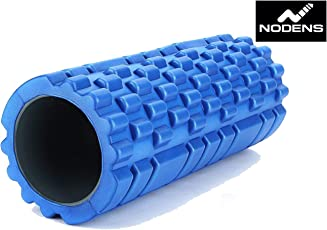 NODENS Foam Roller, Deep Tissue EVA Yoga Massage Roller for Physical Therapy and Exercise