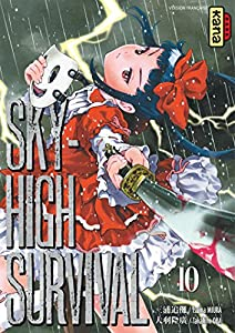 Sky-high survival Edition simple Tome 10