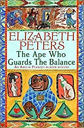 The Ape Who Guards the Balance (Amelia Peabody Book 10)