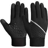 Kinder Handschuhe Warme Winterhandschuhe -Kids Outdoor Sport Thermo Fleece Fahrradhandschuhe Wasserdicht Laufhandschuhe…