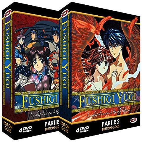 Fushigi Yugi - Intégrale - Edition Gold - 2 Coffrets (8 DVD + Livrets)