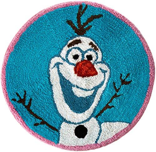 Disney, Frozen Anna und Elsa, Duschvorhang., Rug, 63,50 cm (Frozen Badematte)
