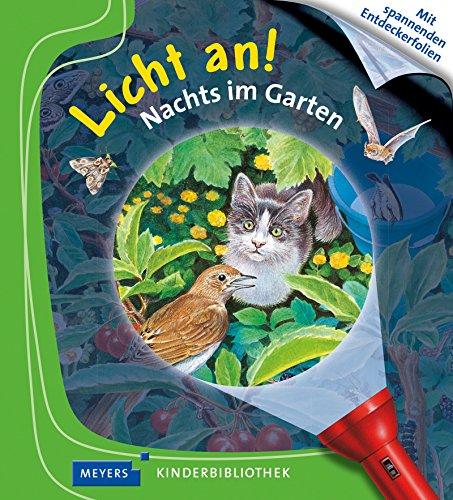 Nachts im Garten: Licht an!