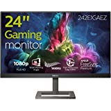 Philips 242E1GAEZ Gaming-monitor, 60 cm (23,8 inch), HDMI, DisplayPort, 1 ms MPRT responstijd, 1920 x 1080 pixels, 144 Hertz,