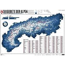 275 Skigebiete der Alpen