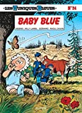 Les Tuniques bleues, tome 24 : Baby blue by Willy Lambil Raoul Cauvin(1986-04-01)