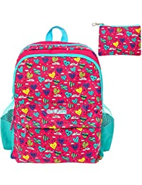 576cc6c488e8 Backpack for Girls  Fun   Funky School Rucksack Bag for Kids. Great  Birthday Present