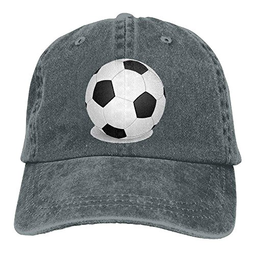 88f198e53ff Aoliaoyudonggha Football Unisex Adjustable Baseball Caps Denim Hats Cowboy  Sport Outdoor
