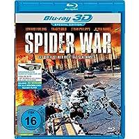 Spider War Real 3D
