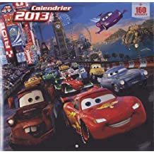 Calendrier Cars 2013