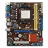 Asus M2N68-AM SE2 µATX Mainboard (Sockel AM2/AM2+, on board VGA (256 MB), HT2000 MHz FSB)