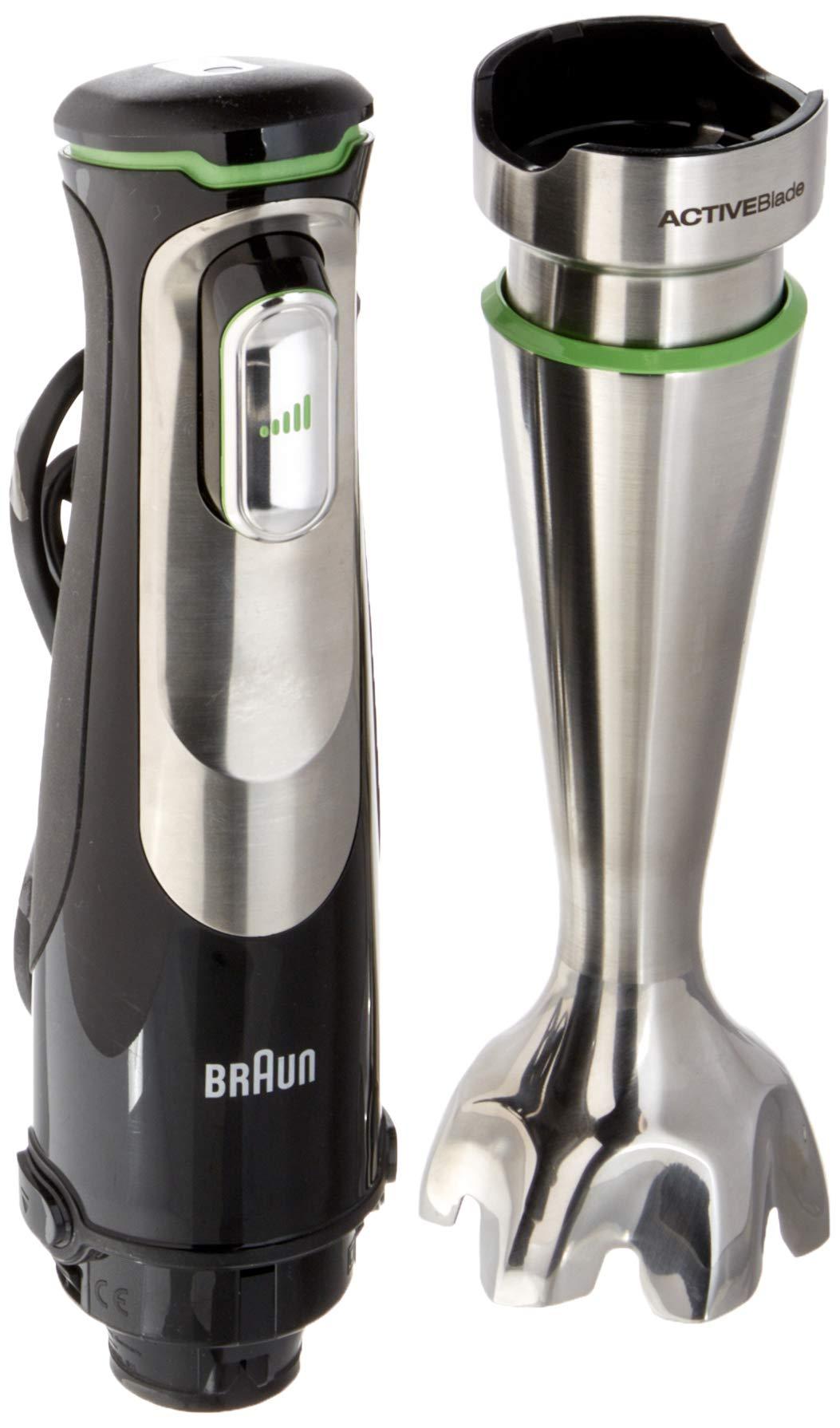 Braun-MultiQuick-9-MQ-9037X-Stabmixer-1000-W-Zerkleinerer-500-ml-Kartoffel-Gemsestampfer-EasyClick-System-Plus-ACTIVEBlade-Technologie
