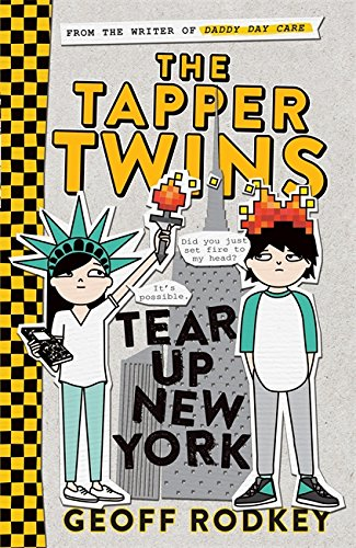 The Tapper Twins Tear up New York: Book 2