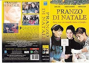 Pranzo di Natale (1999) VHS